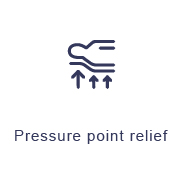 Pressure point relief